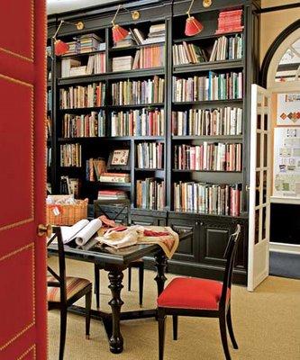 Atelier-bookshelves
